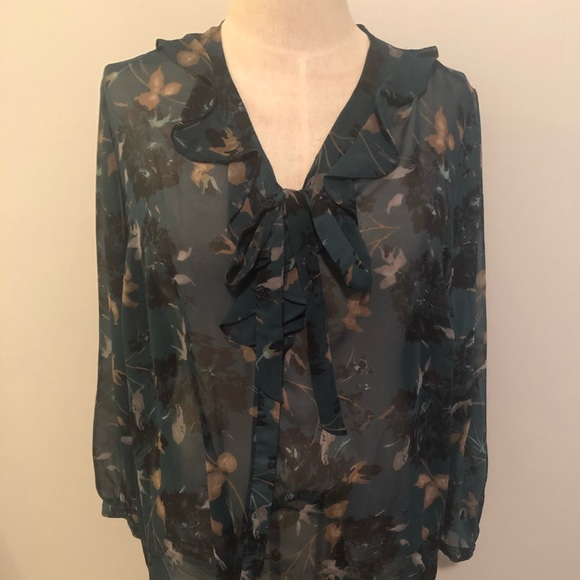 Dana Buchman Tops - Plus blouse